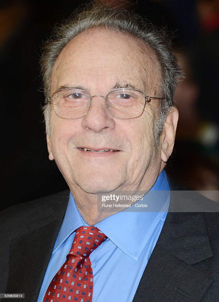 Ronald Harwood attends the premiere of Quartet at The BFI London Film Festival at Odeon Leicester Square