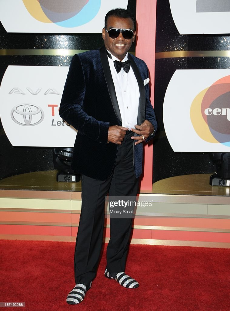 Ronald Isley arrives at the Soul Train Awards 2013 at the Orleans Hotel & Casino on November 8, 2013 in Las Vegas, Nevada.