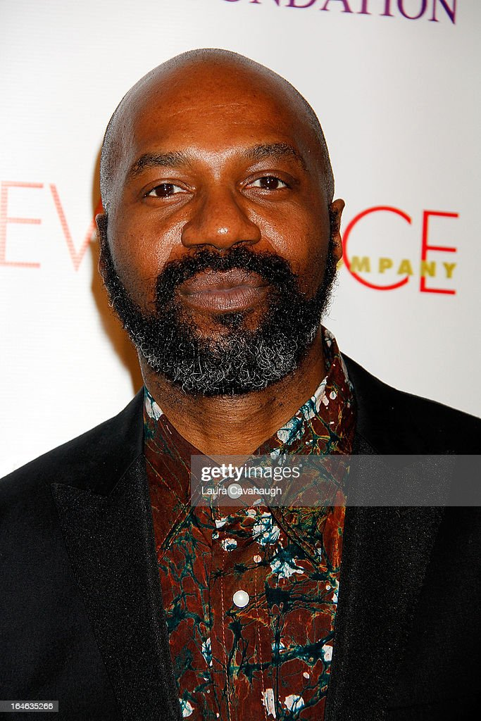 Ronald K. Brown attends the Evidence, A Dance Company 9th annual Torch Ball at The Plaza Hotel on March 25, 2013 in New York City.