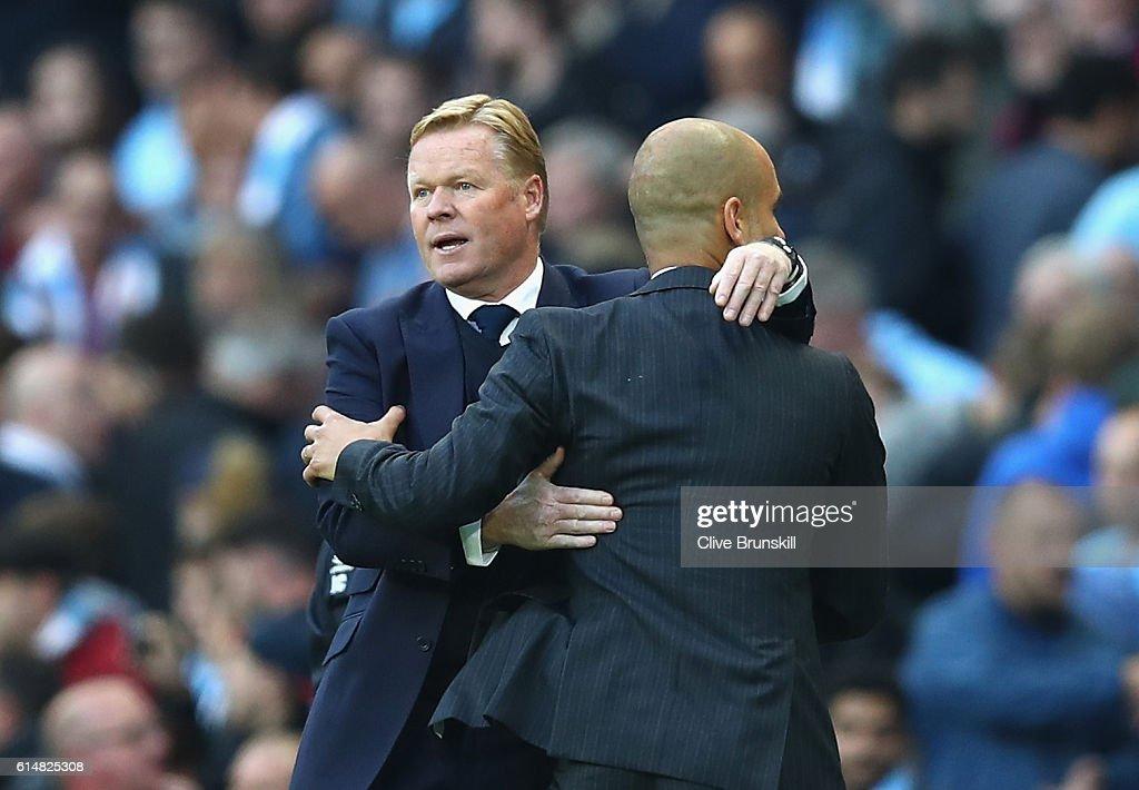 Manchester City v Everton - Premier League : News Photo