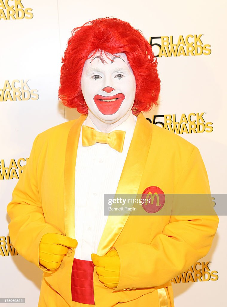 Ronald McDonald attends the 2013 365 Black Awards at the Ernest N. Morial Convention Center on July 6, 2013 in New Orleans, Louisiana.