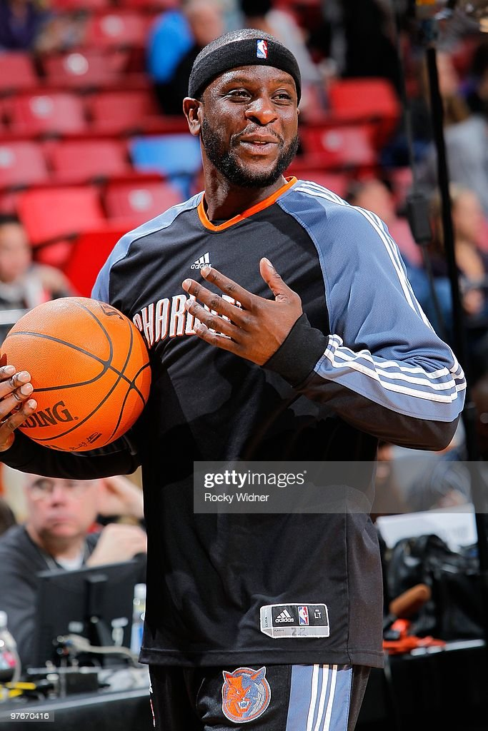 Charlotte Bobcats v Sacramento Kings