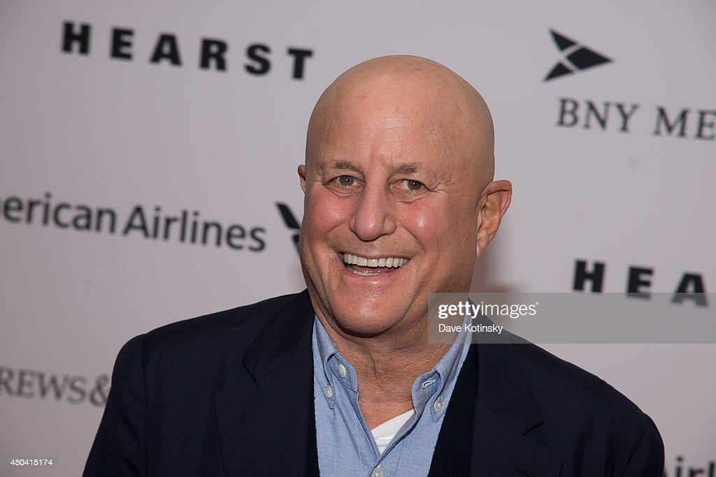 Ronald Perelman attends the Apollo Spring Gala and 80th Anniversary Celebration>> at The Apollo Theater on June 10, 2014 in New York City.