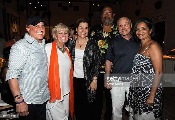 Ronald Perelman Veronica Kelly New York City Council Speaker Christine Quinn Dick Parsons New York City Police Commissioner Raymond Kelly and Jonelle...
