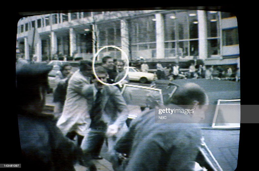 REAGAN Ronald Reagan assassination attempt