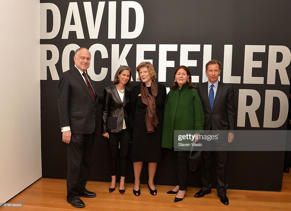 2016 David Rockefeller Award Luncheon