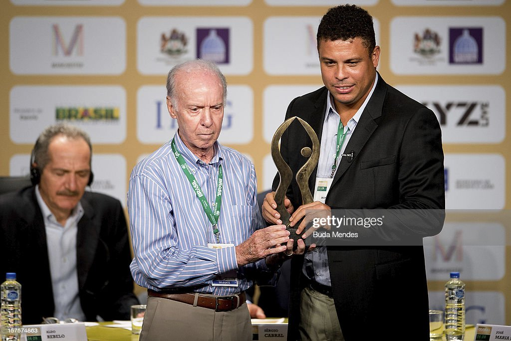 Soccerex Global Convention 2012 - Day 1