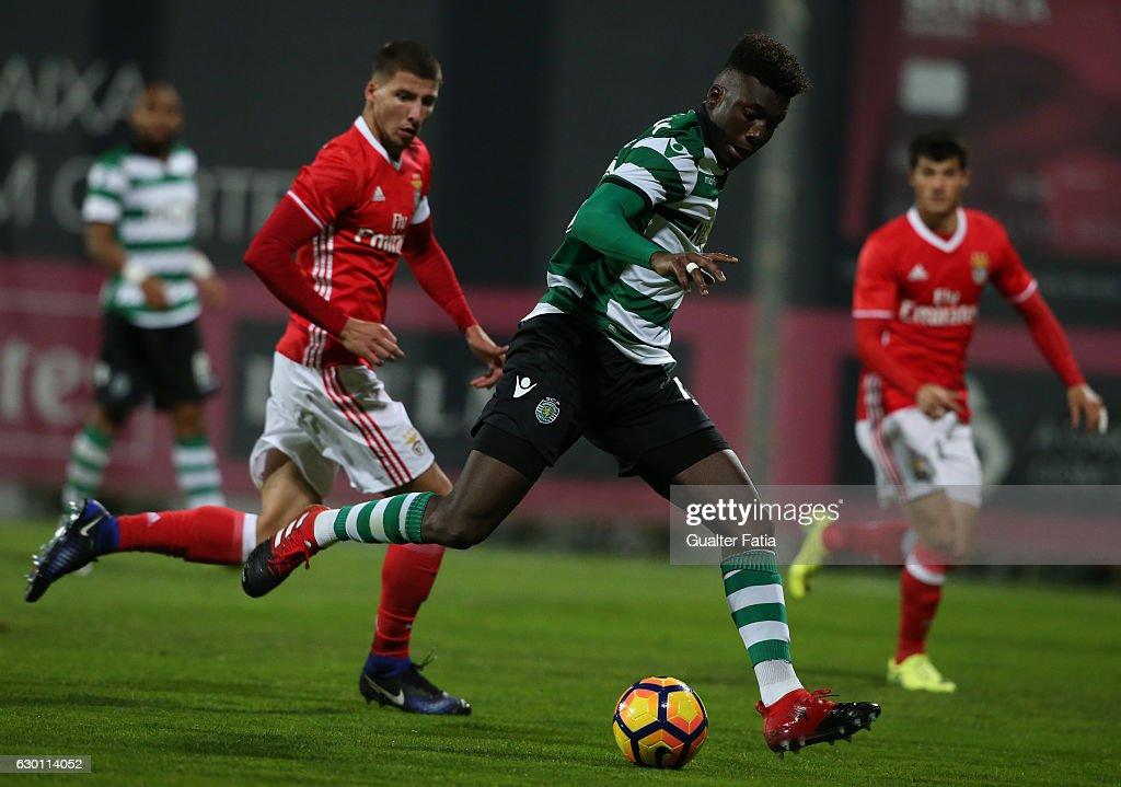 Resultado de imagem para ronaldo tavares sporting 2017