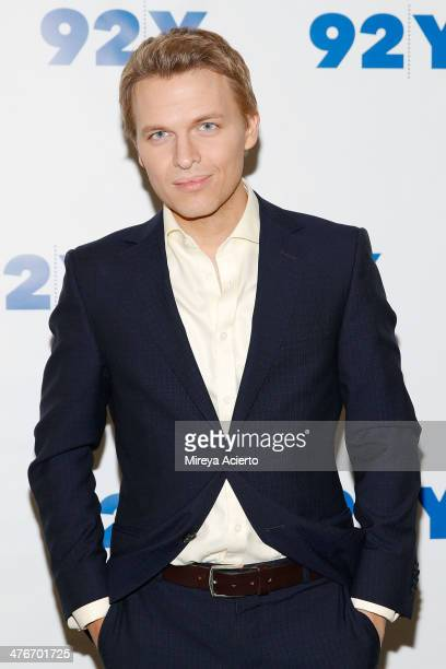 Ronan Farrow attends '92nd Street Y Presents An Evening With Chelsea Handler And Ronan Farrow' at 92nd Street Y on March 4 2014 in New York City