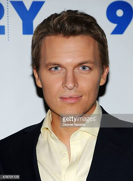 Ronan Farrow attends 'An Evening With Chelsea Handler And Ronan Farrow' at 92nd Street Y on March 4 2014 in New York City