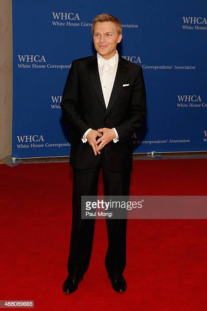 Ronan Farrow attends the 100th Annual White House Correspondents' Association Dinner at the Washington Hilton on May 3 2014 in Washington DC