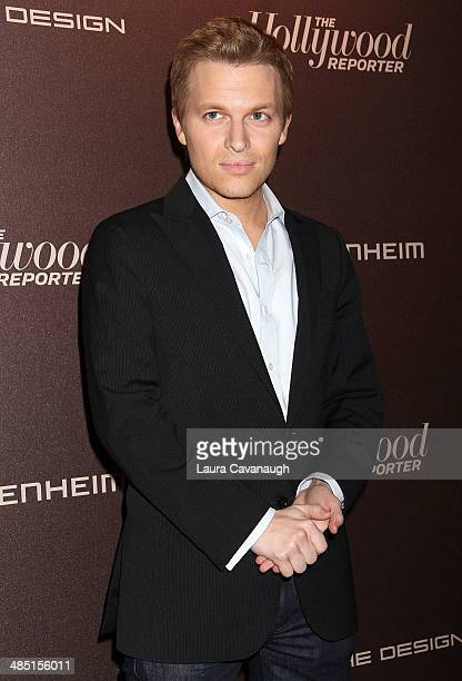 Ronan Farrow attends The Hollywood Reporter 35 Most Powerful People In Media Celebration at The Four Seasons Restaurant on April 16 2014 in New York...
