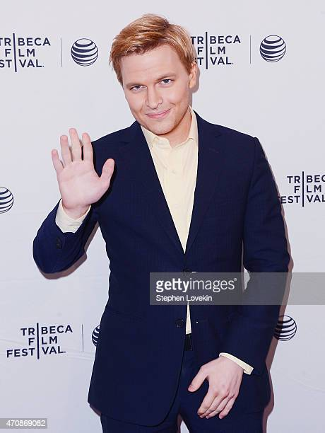 Ronan Farrow attends the premiere for the HBO Documentary Film 'The Diplomat' during The 2015 Tribeca Film Festival on April 23 2015 in New York City