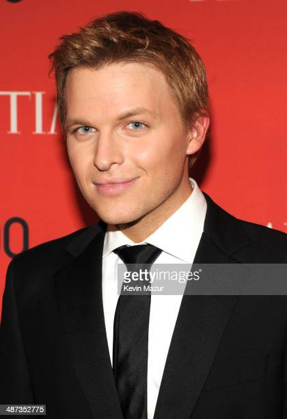 Ronan Farrow attends the TIME 100 Gala TIME's 100 most influential people in the world at Jazz at Lincoln Center on April 29 2014 in New York City