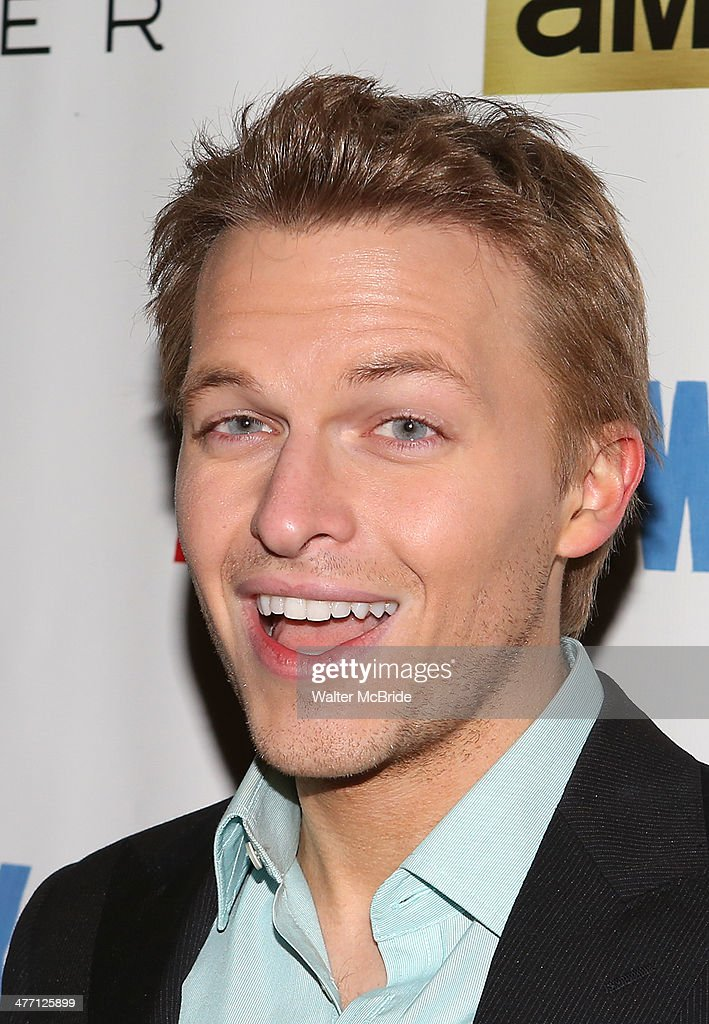 <a gi-track='captionPersonalityLinkClicked' href=/galleries/search?phrase=Ronan+Farrow&family=editorial&specificpeople=557294 ng-click='$event.stopPropagation()'>Ronan Farrow</a>attends 'All The Way' opening night at Neil Simon Theatre on March 6, 2014 in New York City.