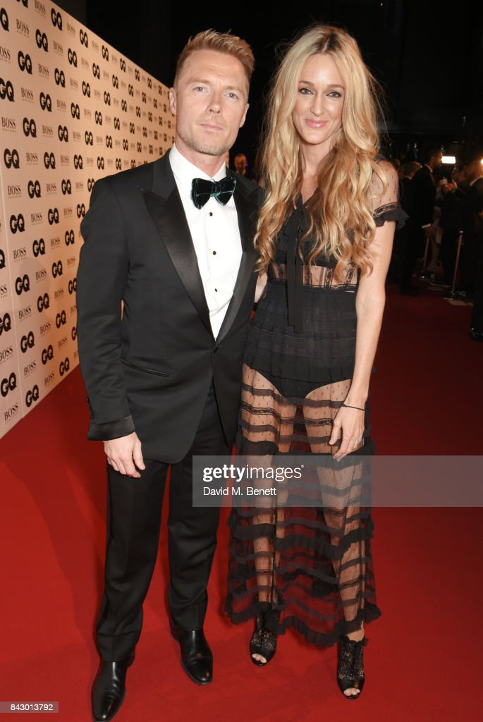 GQ Men of The Year Awards - VIP Arrivals
