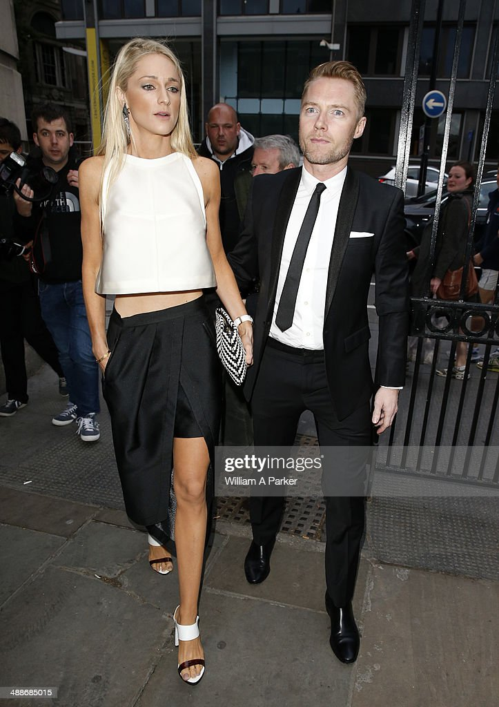 <a gi-track='captionPersonalityLinkClicked' href=/galleries/search?phrase=Ronan+Keating&family=editorial&specificpeople=201657 ng-click='$event.stopPropagation()'>Ronan Keating</a> and Storm Keating attending Gabrielle's Angel Foundation For Cancer Research Hosts Third on May 7, 2014 in London, England.
