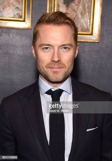 Ronan Keating attends an after party following the World Premiere of 'Another Mother's Son' at Cafe de Paris on March 16 2017 in London England