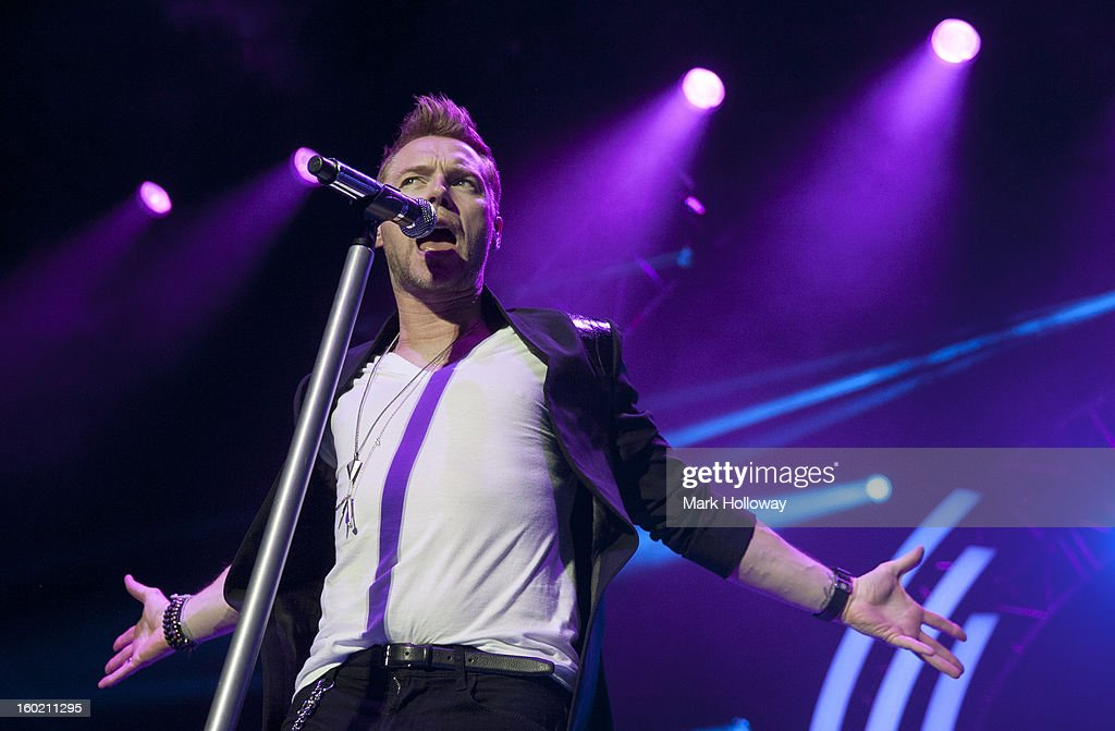 <a gi-track='captionPersonalityLinkClicked' href=/galleries/search?phrase=Ronan+Keating&family=editorial&specificpeople=201657 ng-click='$event.stopPropagation()'>Ronan Keating</a> performs on stage in concert at BIC on January 27, 2013 in Bournemouth, England.