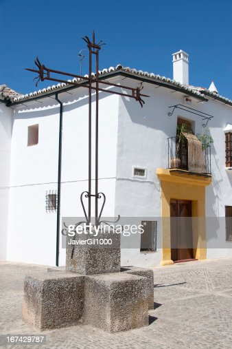 Ronda, Málaga, Andalucia : Foto de stock