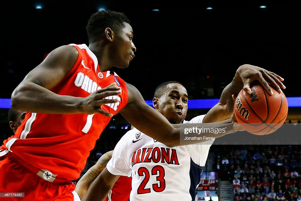 NCAA Basketball Tournament - Third Round - Portland