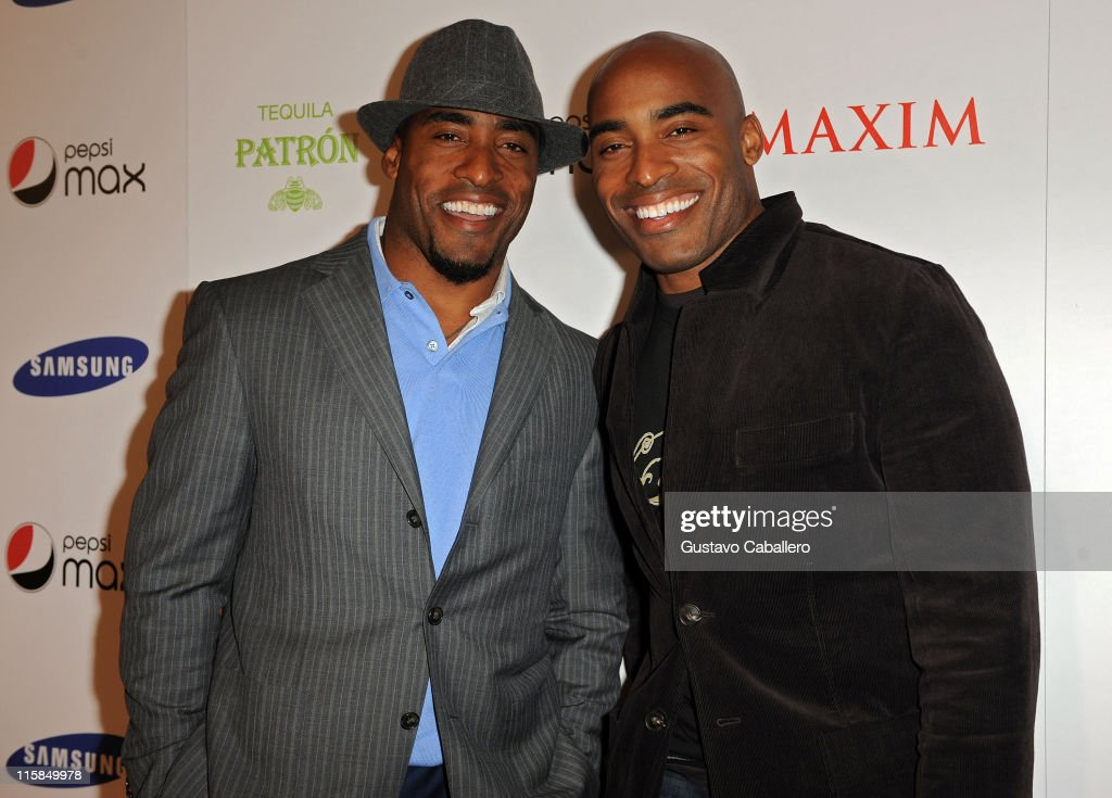 Barber Ybor : Barber of the Tampa Bay Buccaneers and TV personality Tiki Barber ...