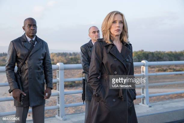COLONY 'Ronin' Episode 213 Pictured Ally Walker as Helena