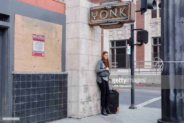 COLONY 'Ronin' Episode 213 Pictured Amanda Righetti as Maddie