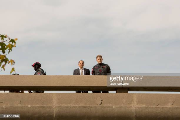 COLONY 'Ronin' Episode 213 Pictured Peter Jacobson as Proxy Alan Snyder