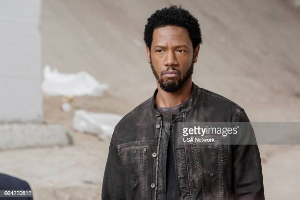 COLONY 'Ronin' Episode 213 Pictured Tory Kittles as Broussard