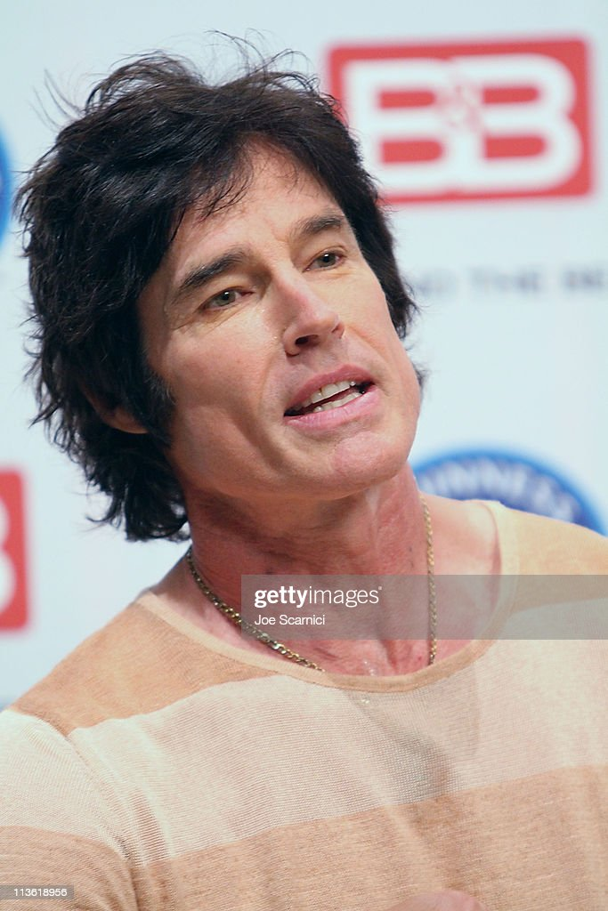 Ronn Moss attends the Guinness World Record's Official Validation For 'The Bold & The Beautiful - ronn-moss-attends-the-guinness-world-records-official-validation-for-picture-id113618956