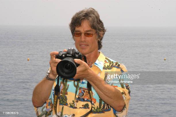Ronn Moss during 45th Monte Carlo Television Festival 'The Bold and the Beautiful' Photocall at Grimaldi Forum in Monte Carlo France