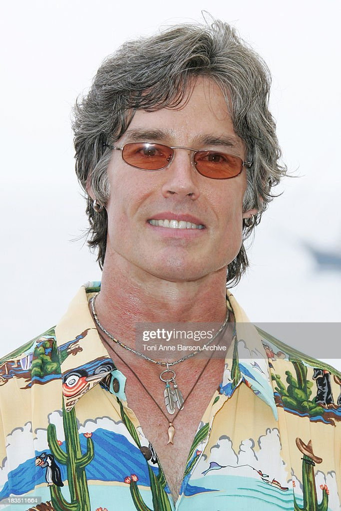 Ronn Moss during 45th Monte Carlo Television Festival - Winsor Harmon and Ronn Moss of The - ronn-moss-during-45th-monte-carlo-television-festival-winsor-harmon-picture-id183511664