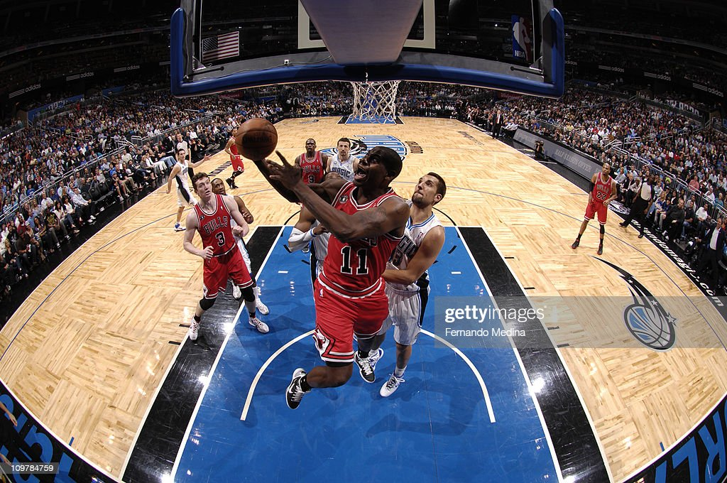 <a gi-track='captionPersonalityLinkClicked' href=/galleries/search?phrase=Ronnie+Brewer&family=editorial&specificpeople=710867 ng-click='$event.stopPropagation()'>Ronnie Brewer</a> #11 of the Chicago Bulls shoots against Ryan Anderson #33 of the Orlando Magic on March 4, 2011 at the Amway Center in Orlando, Florida.