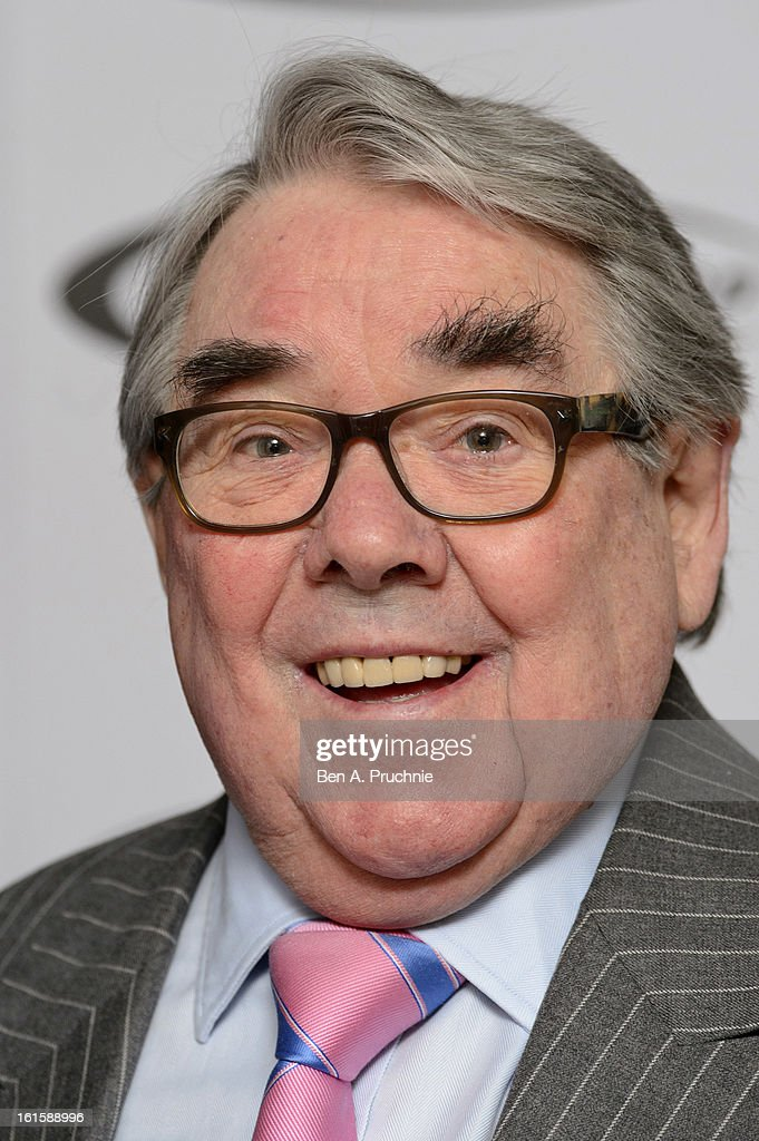 Ronnie Corbett attends the Oldie of the Year Awards at Simpsons in the Strand on February 12 2013 in London England