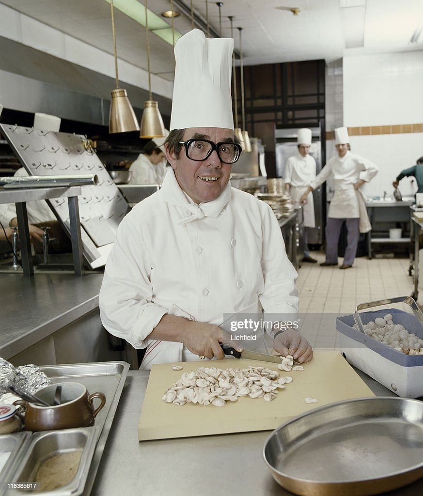 Ronnie Corbett British actor and comedian 9th December 1980