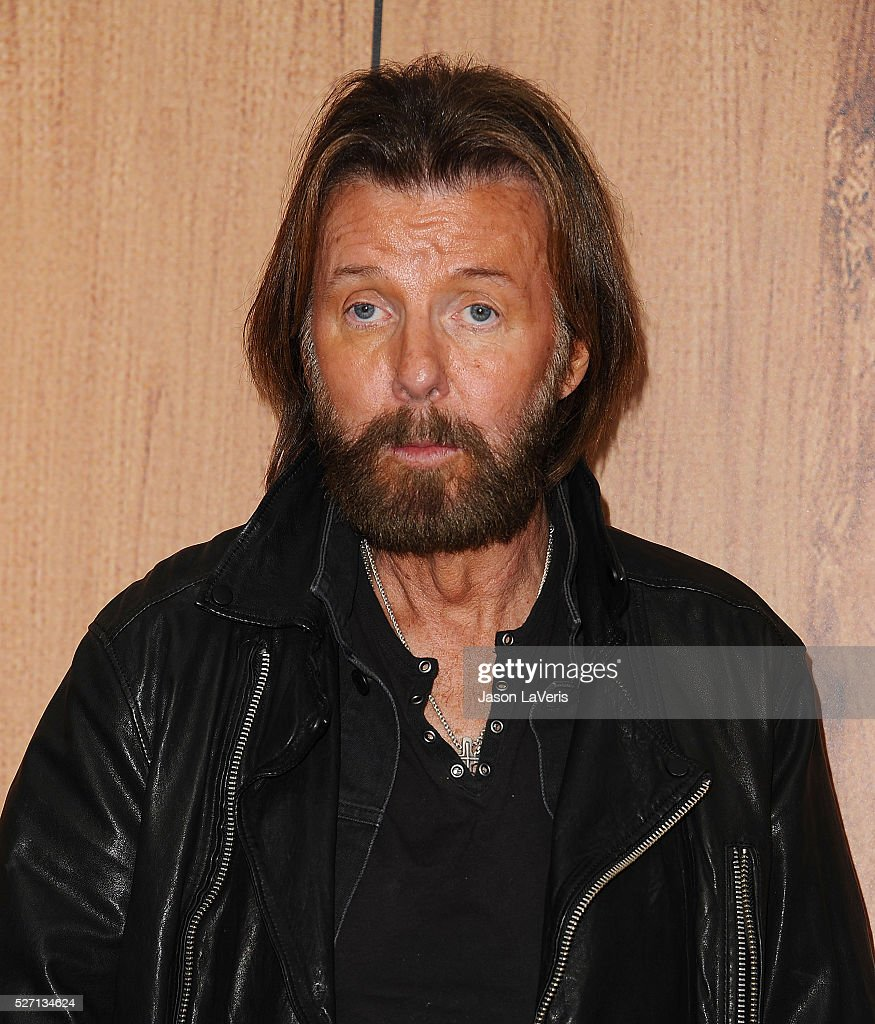 Ronnie Dunn of Brooks & Dunn poses in the press room at the 2016 American Country Countdown Awards at The Forum on May 01, 2016 in Inglewood, California.