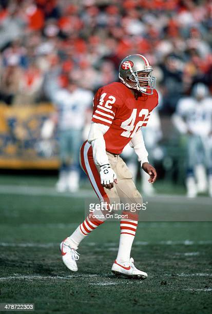 Ronnie Lott Stock Photos and Pictures | Getty Images