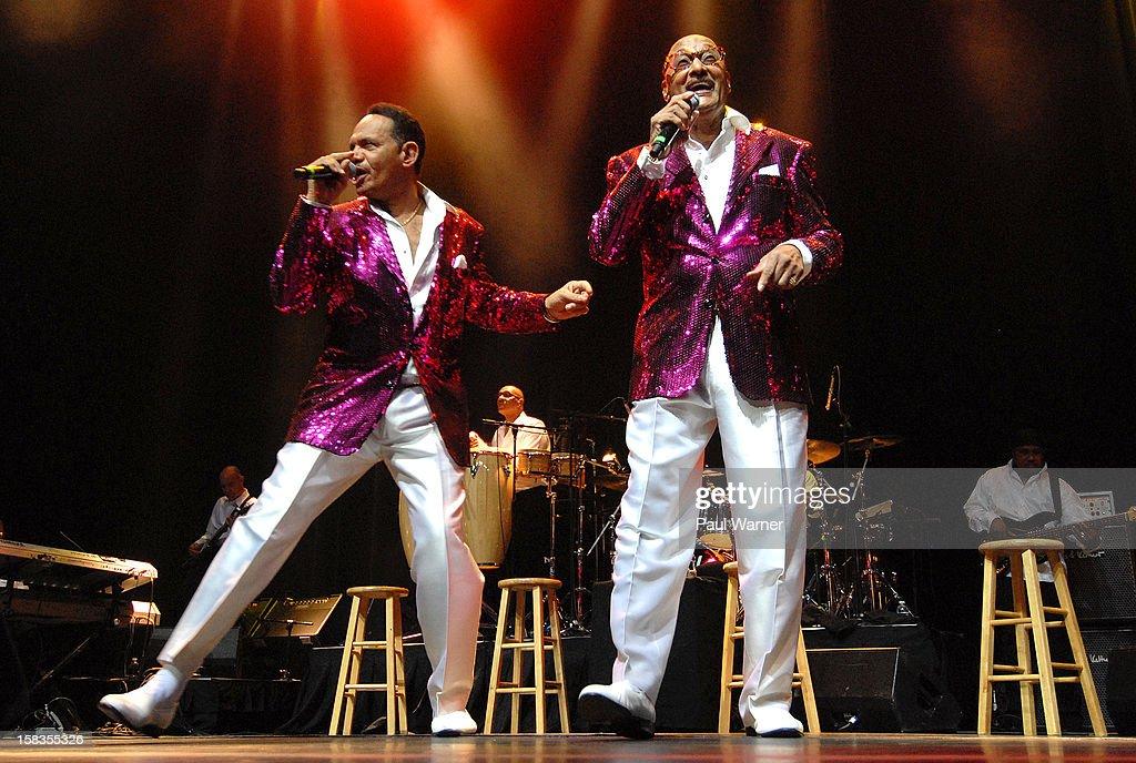 Four Tops In Concert - Detroit, MI