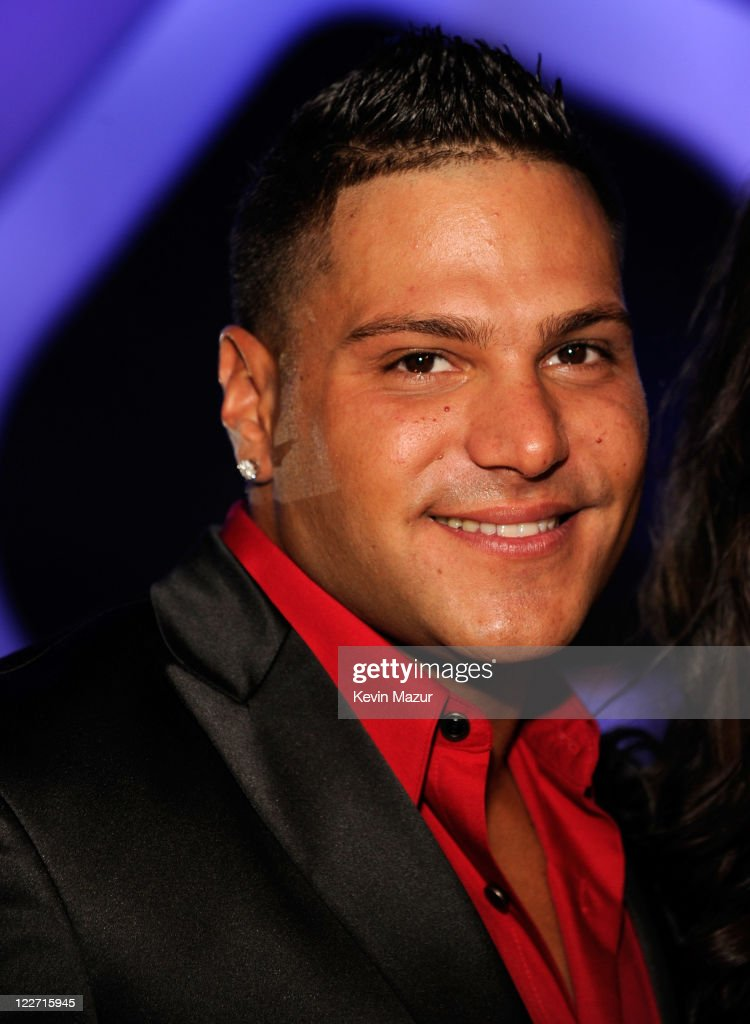 Ronnie OrtizMagro arrives at the The 28th Annual MTV Video Music Awards at Nokia Theatre LA LIVE on August 28 2011 in Los Angeles California