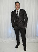 Ronnie OrtizMagro attends 1st Annual Runway Wonderland Children's Benefit By Trina's Kids Foundation at Hubble Studio on December 10 2014 in Los...