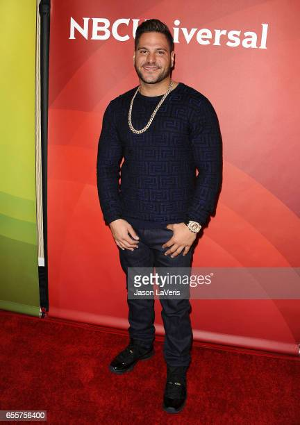 Ronnie OrtizMagro attends the 2017 NBCUniversal summer press day The Beverly Hilton Hotel on March 20 2017 in Beverly Hills California
