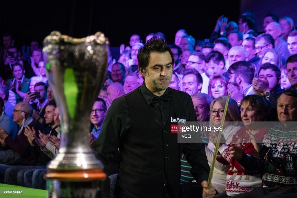 2017 UK Championship - Final