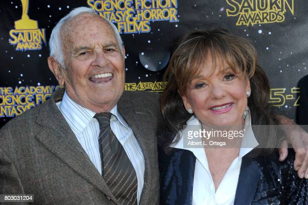 Ronnie Schell and Dawn Wells attend the 43rd Annual Saturn Awards at The Castaway on June 28 2017 in Burbank California