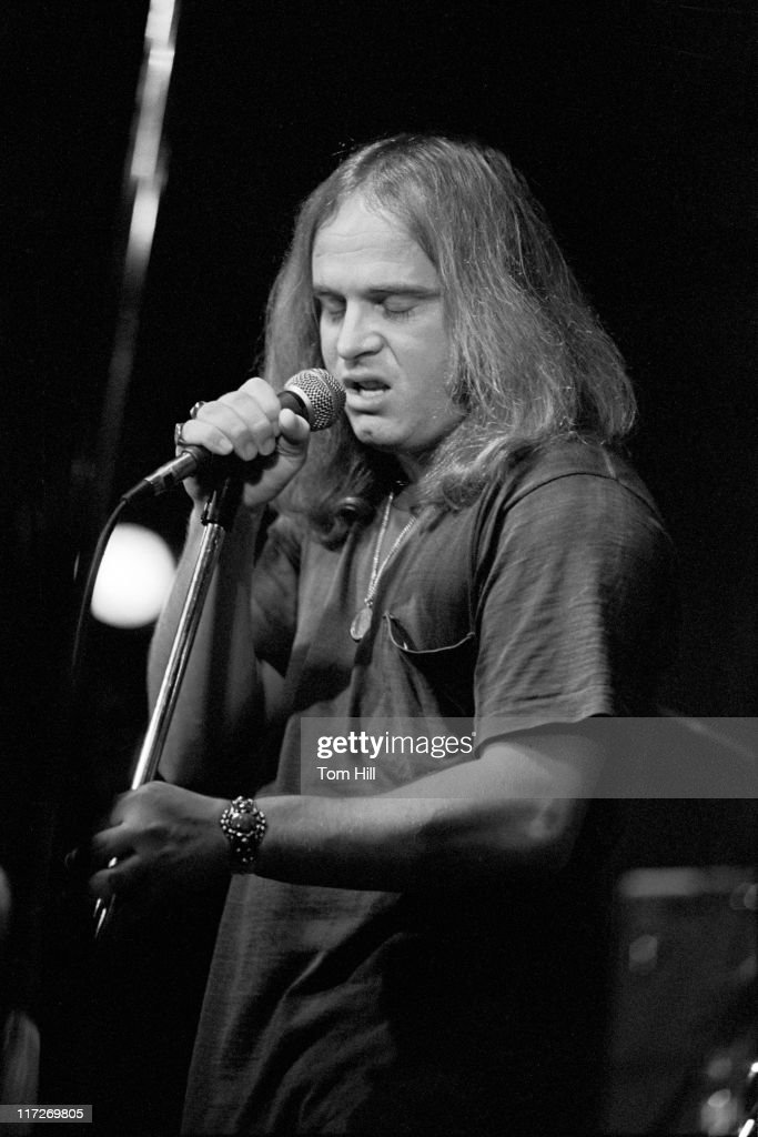 Lynyrd Skynyrd in Concert at Richard's Rock Club in Atlanta - October 7, 1973