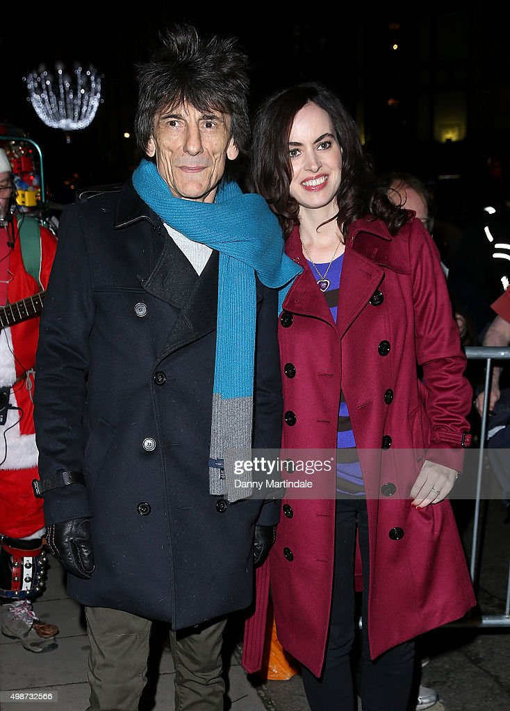 Stella McCartney Store Christmas Lights Switch On