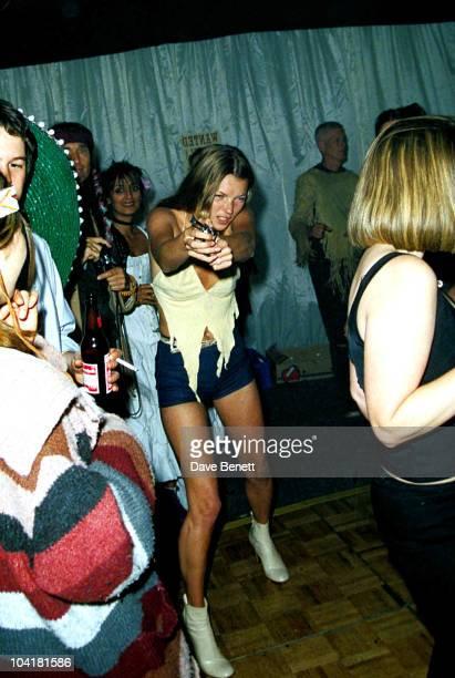 Ronnie Woods 50th Birthday Party Kingston Upon Thames Kate Moss Katemossretro