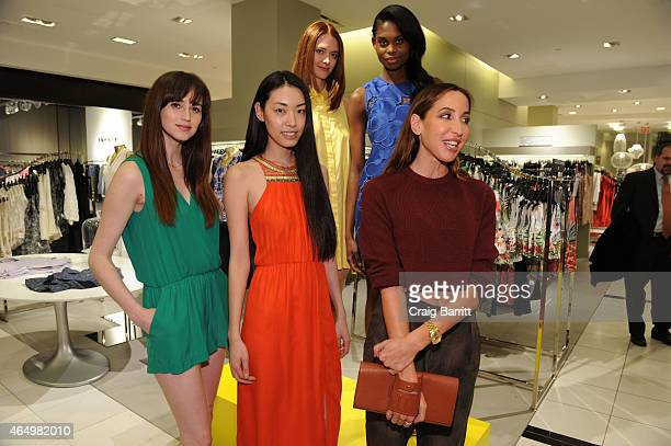 Ronny Kobo attends The Selective Looks Inspired By Classic Crayola Hues Event Ronny Kobo Parker Cynthia Rowley Milly Rebecca Taylor and Amanda...