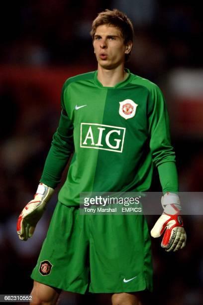 RonRobert Zieler Manchester United goalkeeper
