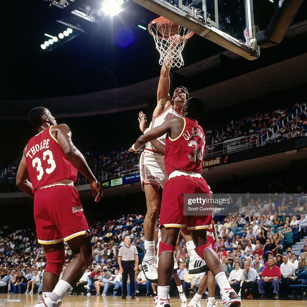 Houston Rockets v Miami Heat